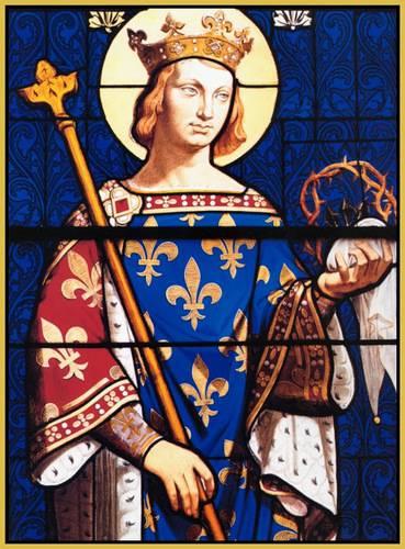 🎂 Il y a 804 naissait Saint Louis ! ▶️ Sous le règne de Louis IX d'une durée de 44 ans, la France connaît une longue période de paix et de prospérité. #secretsdhistoire #CeJourLa