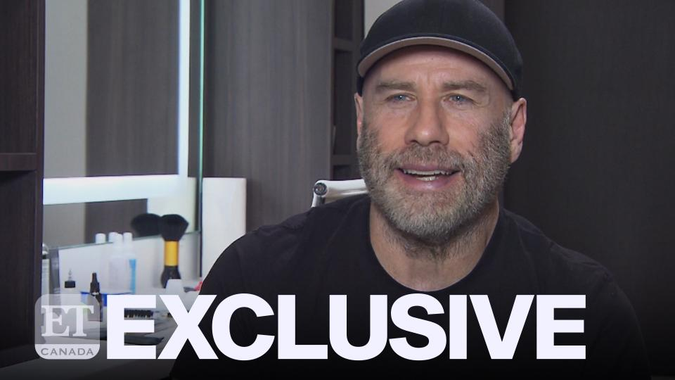 Exclusive: We're on the set of #Moose with #JohnTravolta who has nothing but praise for the film's director, @freddurst  https://t.co/tLbL2RHHDc