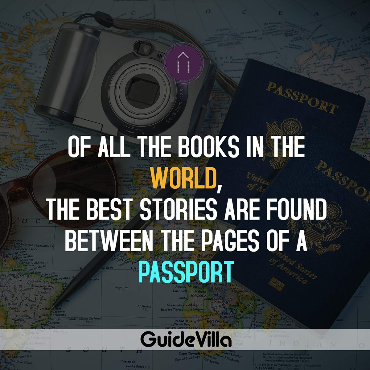 Guidevilla On Twitter For More Travel Quotes Follow Guidevilla