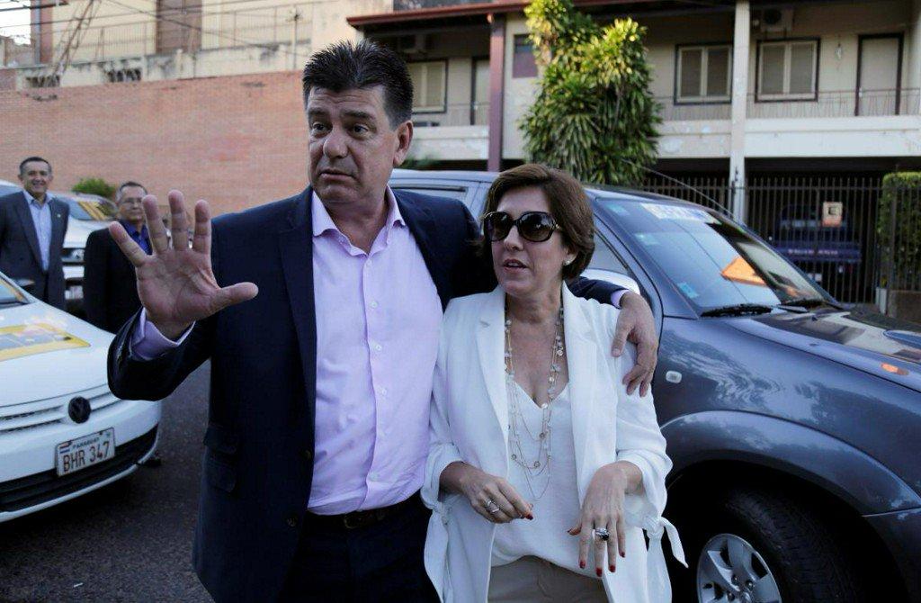 Paraguay presidential runner-up demands recount https://t.co/oscdHd739c https://t.co/Lar8Yvs9Bq