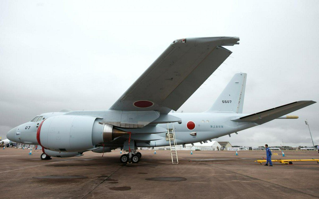 Japan seeks role in French-German marine surveillance plane project: sources https://t.co/5iT31JZpZg
