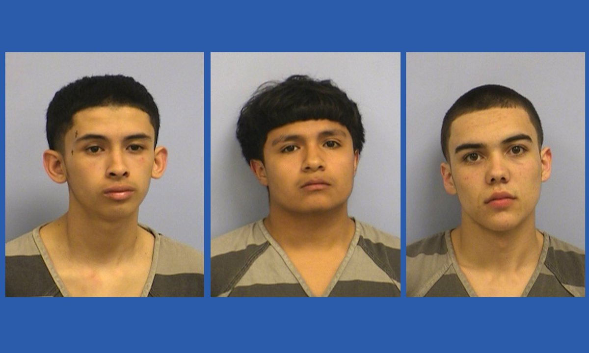 All three 17-year-olds are in jail and charged with capital murder in connection with the drug deal robbery that ended with one person dead.  https://t.co/NwnjASwE3x
