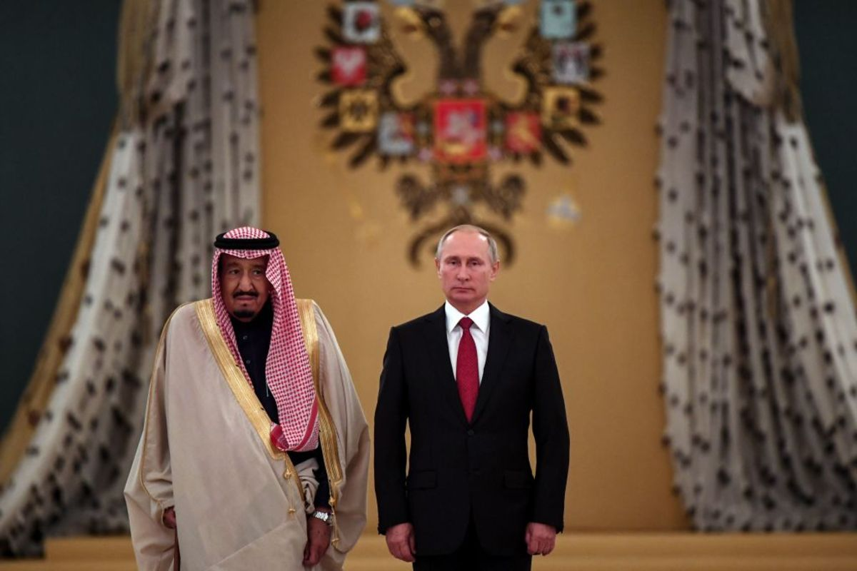 Saudi-Russian alliance shows economics trumping geopolitics in the Middle East https://t.co/anwkcCCVcj