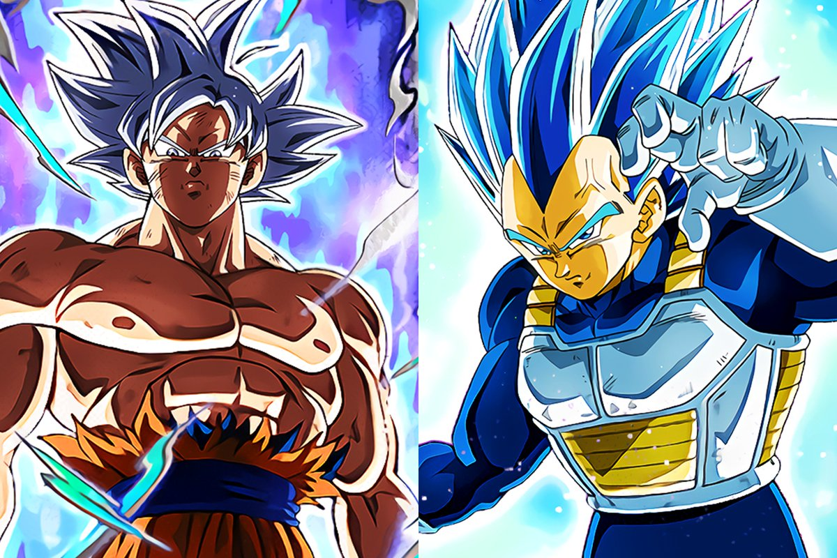 Hydros on twitter which transformation do you like better both are awesome looking but which - Mui goku wallpaper ...