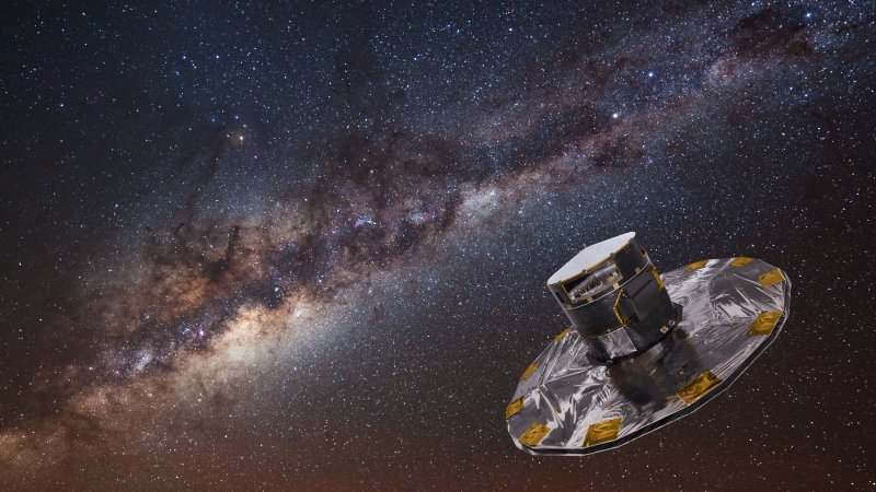 Tomorrow's star map release could revolutionize our understanding of astronomy https://t.co/Ds5dxC0Edt