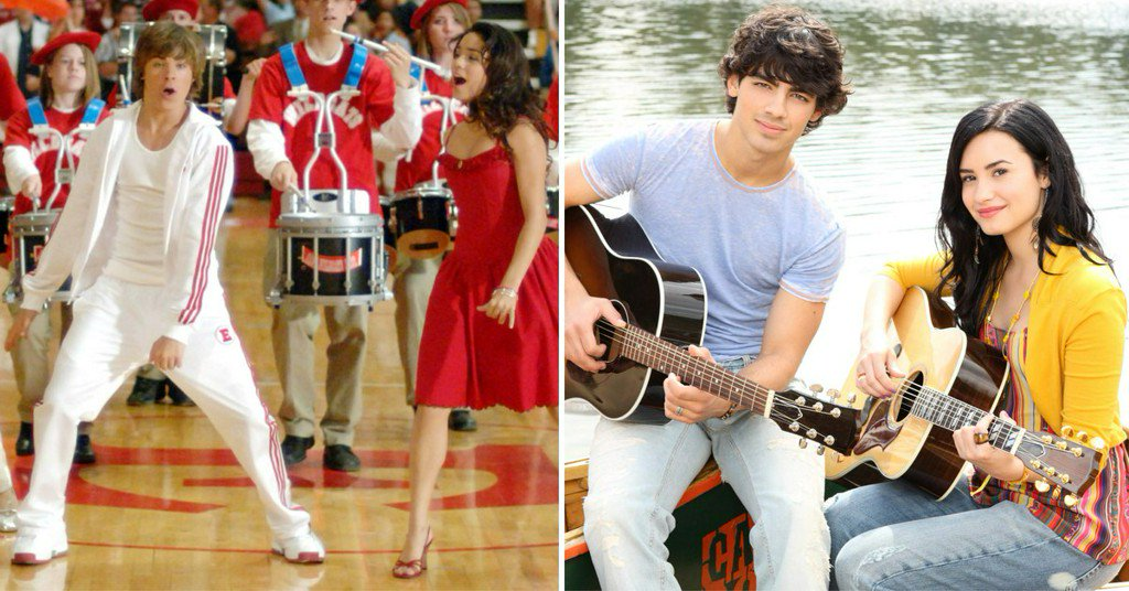 'HSM,' 'Camp Rock,' and More Are Leaving Netflix Next Month https://t.co/qHhQU8yvcA