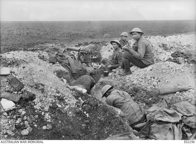 Anzac Day 2018 marks 100 years since the 2nd Battle of Villers Bretonneux. #YourADF remembers those who lost their lives on the Western Front & all Australians killed in all wars serving our nation #LestWeForget