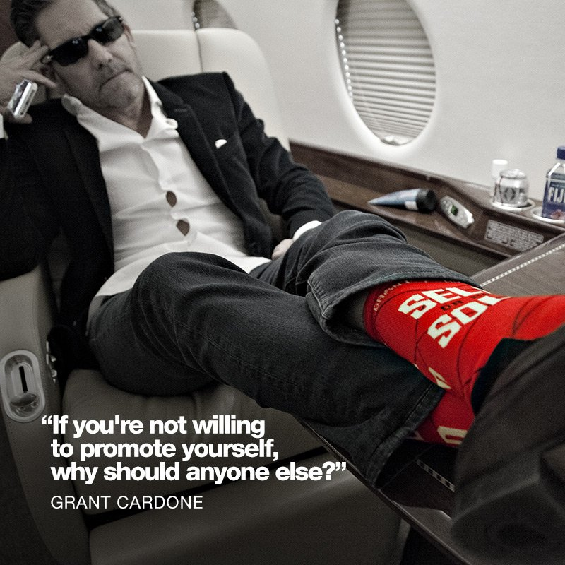 There is no such thing as shameful promotion unless you&#39;re ashamed of your product. #grantcardone #quoteoftheday <br>http://pic.twitter.com/jdp5UmTKEg