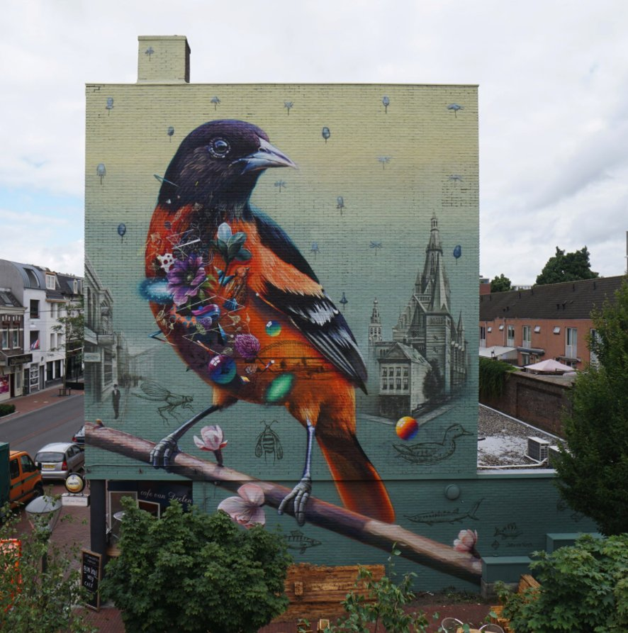 A diverse selection of paintings by artist Super A aka Stefan Thelen from Goes, The Netherlands.  https://www. booooooom.com/2018/04/24/art ist-spotlight-super-a/ &nbsp; …  #StreetArt #UrbanArt<br>http://pic.twitter.com/DHa380Qiyo