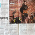 The legendary @janbirkmyre and TORQ Track Team manager talks to @cyclingweekly about her path to elite success #TORQFuelled