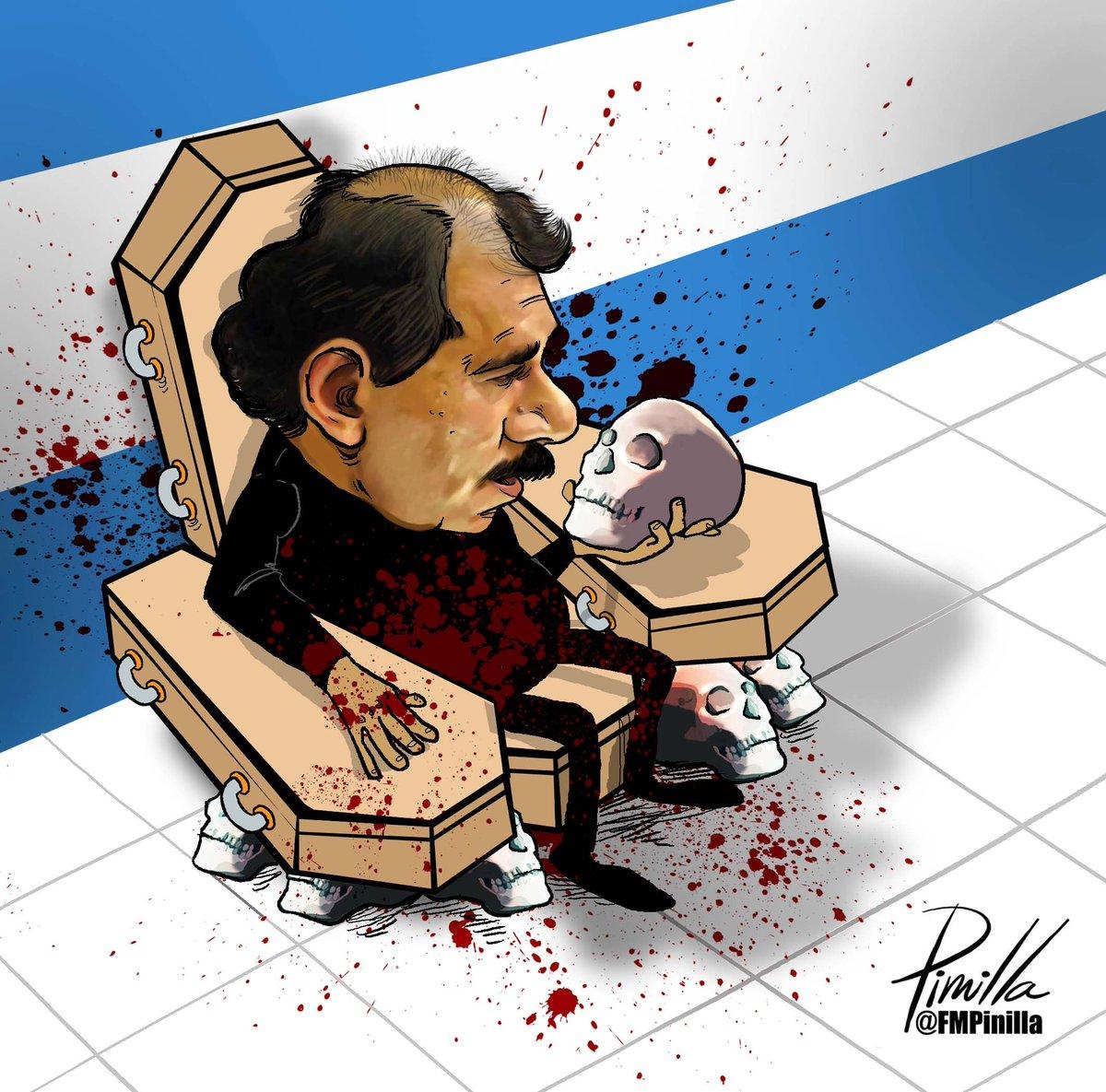 Resultado de imagen para Caricaturas de Ortega