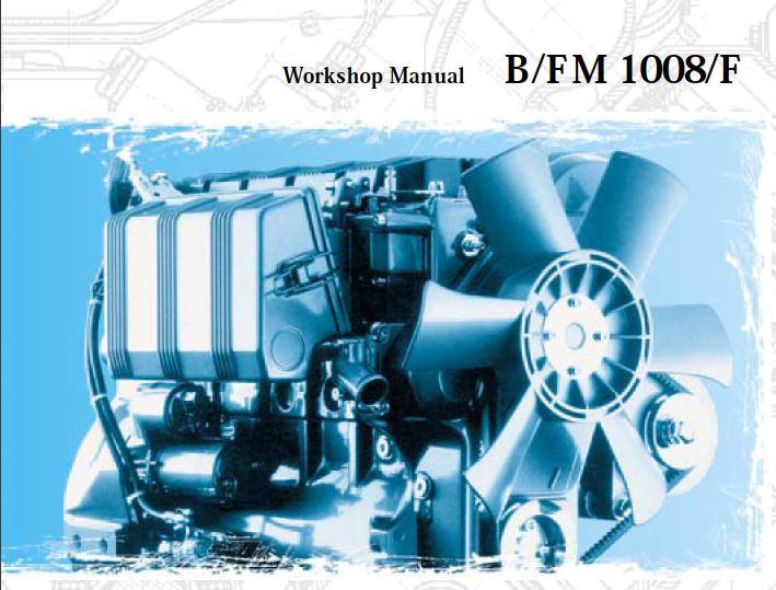 Deutz 1008 manual