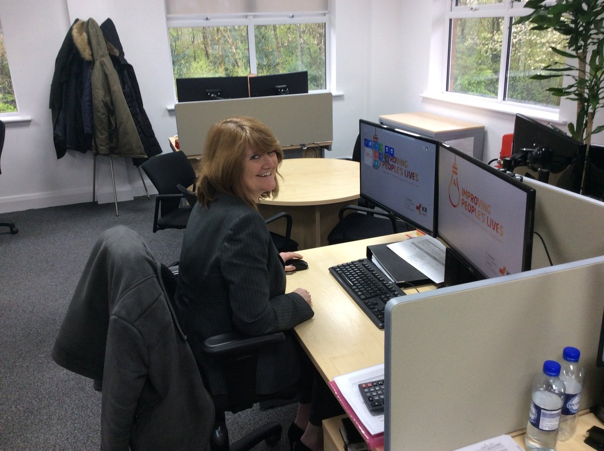 HILARY IS HIRING a Compliance Monitoring Officer @KRGroupUK head office in Preston. Hilary is one of our longest serving employees and you can join her by applying online at  https://www. krgroup.co.uk/current-vacanc ies/ &nbsp; …  #WednesdayMotivation #Compliance #Careers #Preston #FinancialServices <br>http://pic.twitter.com/B0mHe3iFVk