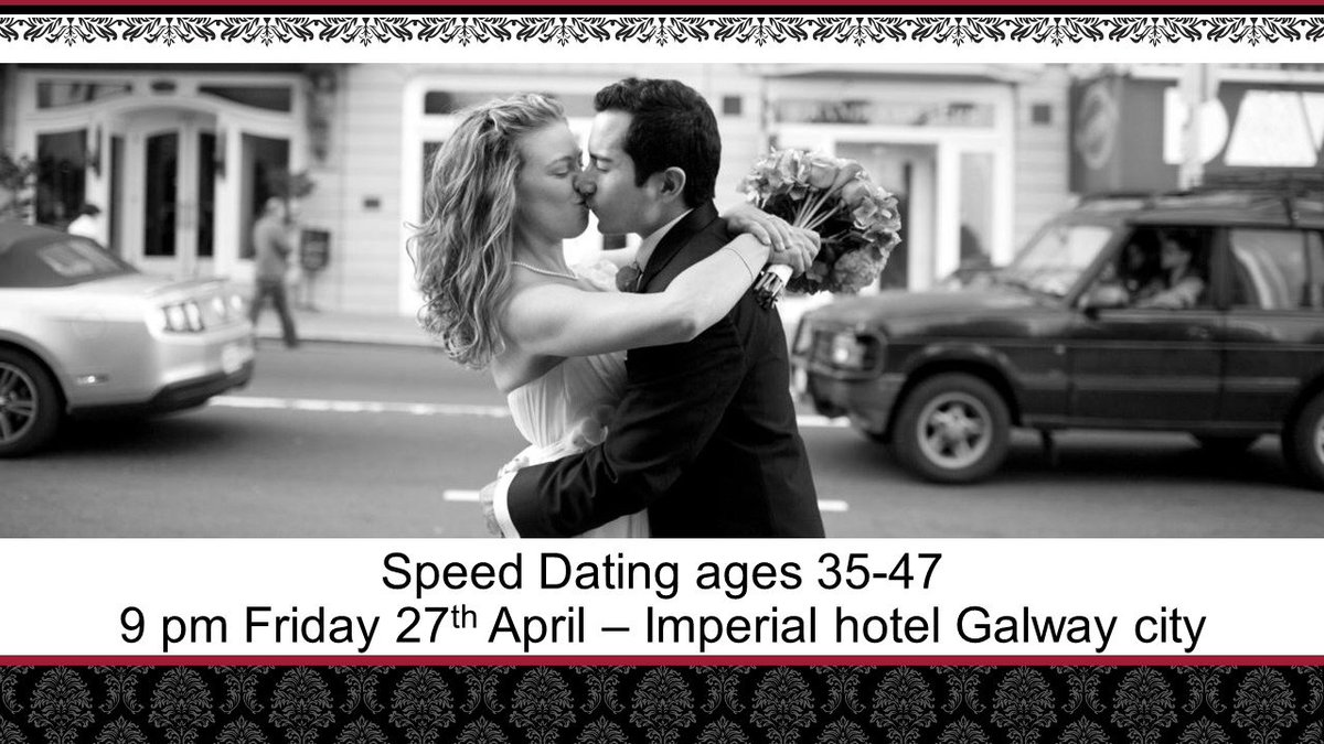 speed dating galway