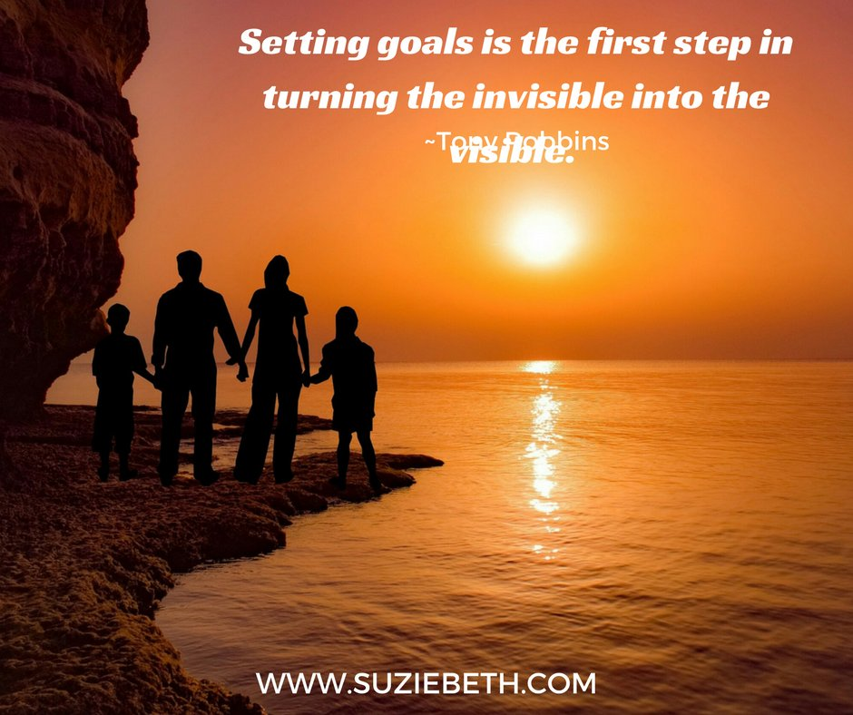 Setting goals is the first step in turning the invisible into the visible. ~Tony Robbins CLICK ON LINK TO LEARN MORE  http:// bit.ly/SuzieBeth  &nbsp;     #motivational #entrepreneur #positive # #successquotes #startups #businessminded #success #startup #livingthedream #suziebeth<br>http://pic.twitter.com/EcnXcdMGz5