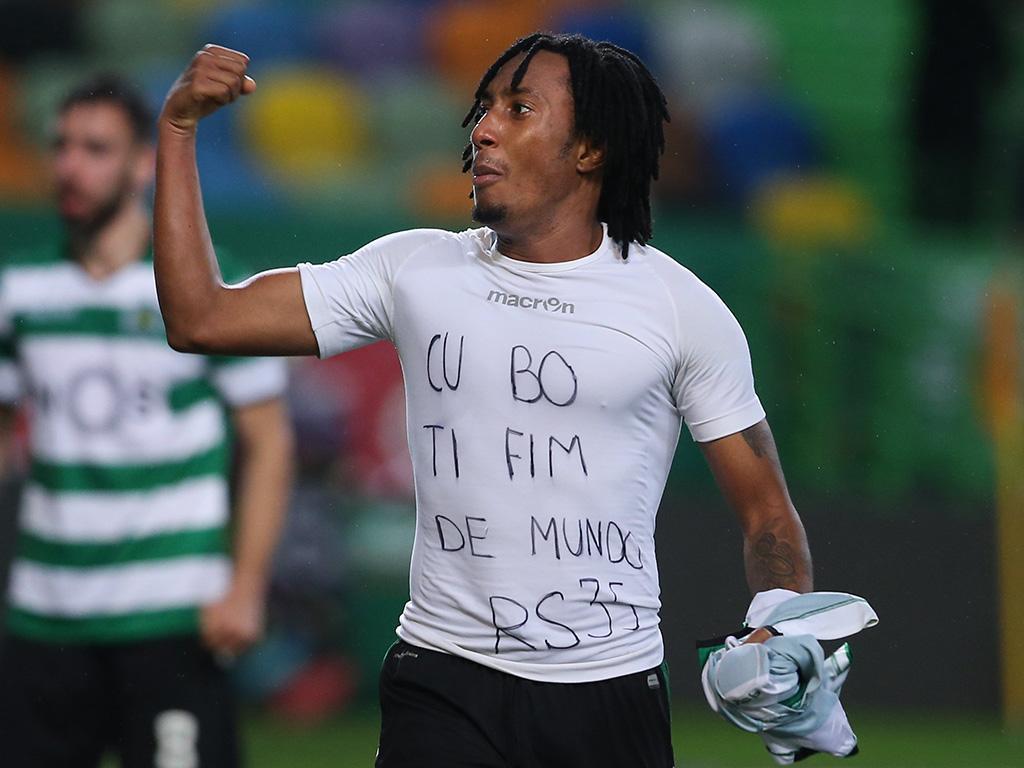FOTO: Gelson deixa nova mensagem de apoio a Ruben Semedo https://t.co/ATTsNAmIq0