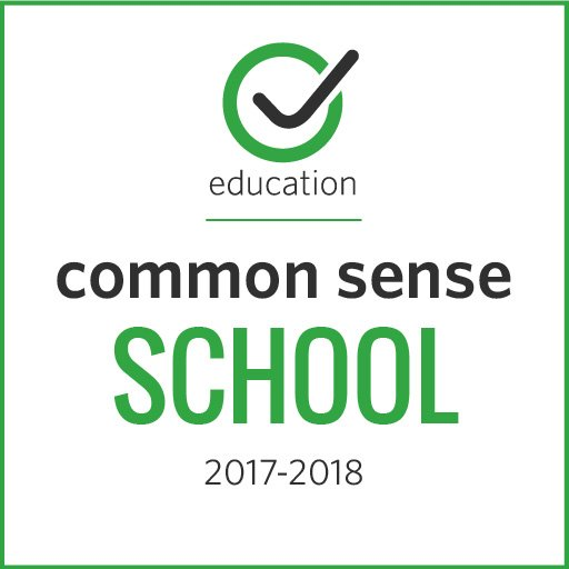 MES is recognized once again as a Common Sense School!  We continually teach our students💻📱good digital citizenship, how to avoid cyber-bullying,  how to utilize the internet for learning. @ManateeCCPS @CommonSenseEd @collierschools #ManateeSafe #ManateeStrong