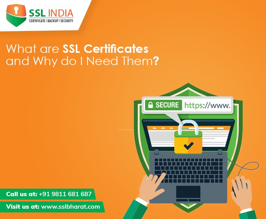 Ssl India On Twitter What Are Ssl Certificates And Why Do I Need