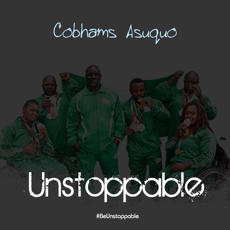 #MorningRush @MariaOkan @Osi_Suave @OfficialOlisa Np: 'Unstoppable' - @cobhamsasuquo