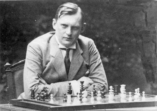 When asked, -How is that you pick better moves than your opponents?, I responded: I&#39;m very glad you asked me that, because, as it happens, there is a very simple answer. I think up my own moves, and I make my opponent think up his.  - Alexander Alekhine #chess #quoteoftheday <br>http://pic.twitter.com/wpP5sAWoAj