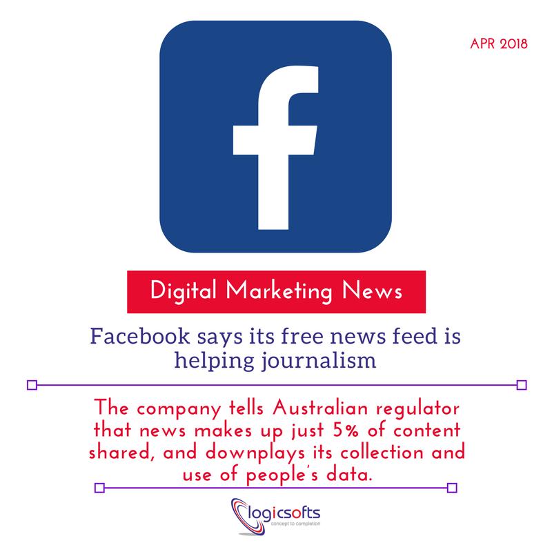 #DigitalMarketingNews:   #Facebook says its free #newsfeed is helping #journalism  #DigitalMarketing #socialmediamarketing #marketingtips #OnlineBusinesses #startups #SEO #SMM #Tweet #tips #SocialMedia #DigitalTransformation  #VideoMarketing #NewsAlert<br>http://pic.twitter.com/TwXTrh64QJ