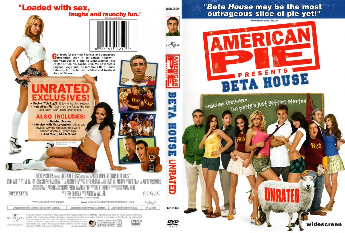 """American Pie 5 Naked converted movies on twitter: """"converted (100 บาท) american"""