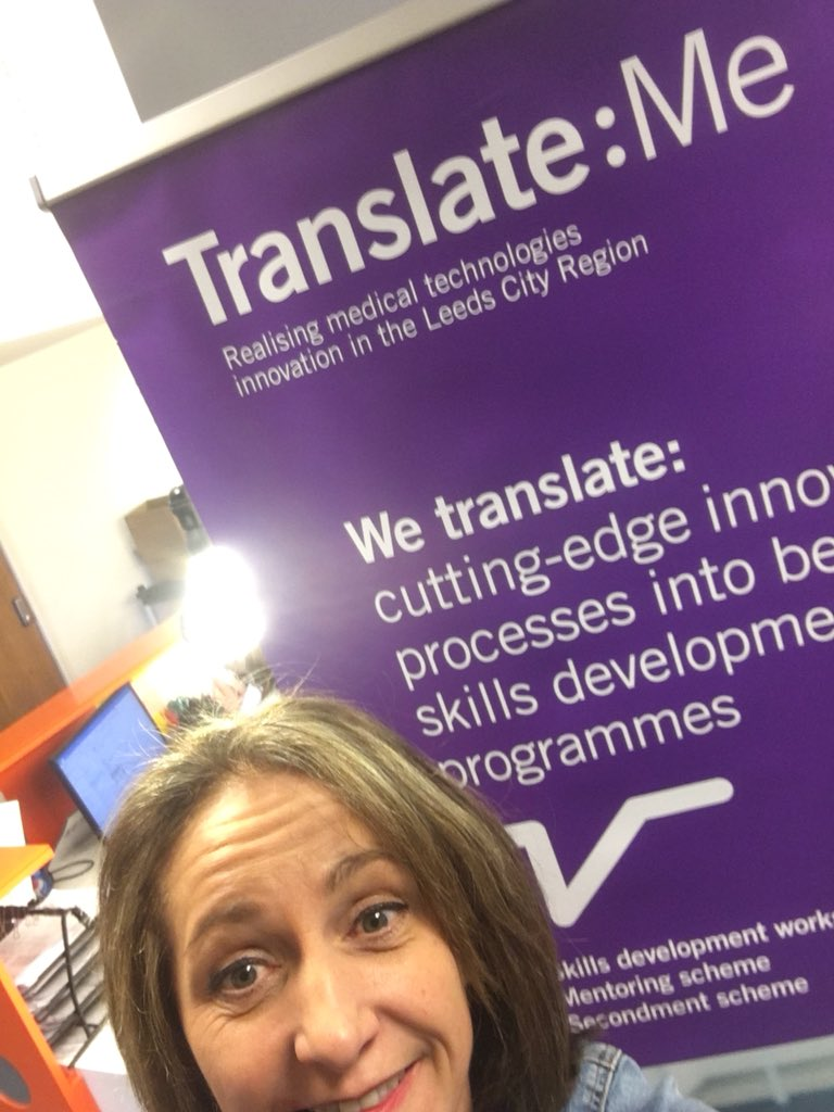 I'm here! #translate18 A keynote about how &amp; why patients should be involved in health tech &amp; innovation research #nhs  #digitalhealth #nhsdigital #research #healthresearch @NHSLeadership @louisebrady17  @WorrallLouise @drsohailmunshi @DrUmeshPrabhu @DrAndyCarr @AvrilDrummond1<br>http://pic.twitter.com/D8AXYeIGNw