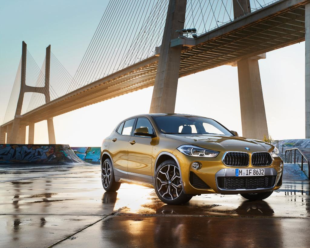 Bmw On Twitter No Jordan The Bmw X2 Is Not An Electric Vehicle