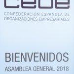 #AsambleaCEOE