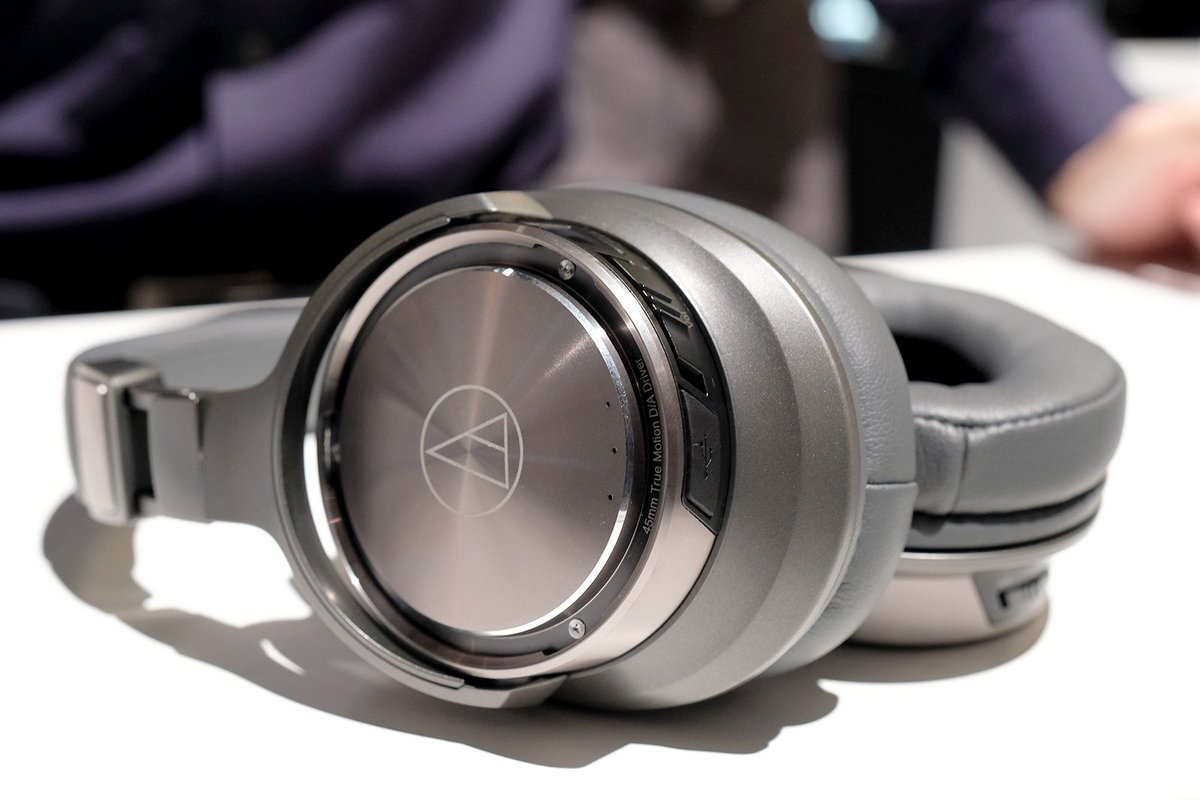 Audio Technica Ath Latest News Breaking Headlines And Top Stories Ws990bt Red Hi Res Solid Bass Bluetooth Headphone Dsr9bt Review A Digital Future For High End Headphones