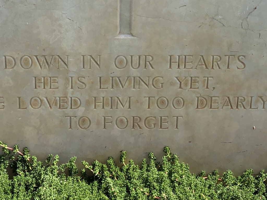 #ANZAC day service  Commonwealth War Cemetery  Phaleron #Athens <br>http://pic.twitter.com/6PIcTSphvc