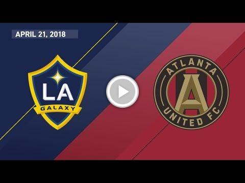 RT @ViralVids4u: HIGHLIGHTS: LA Galaxy vs. Atlanta United FC | April 21, 2018 https://t.co/CsKOO2lutX #fistpump https://t.co/QjMu42Rp1r