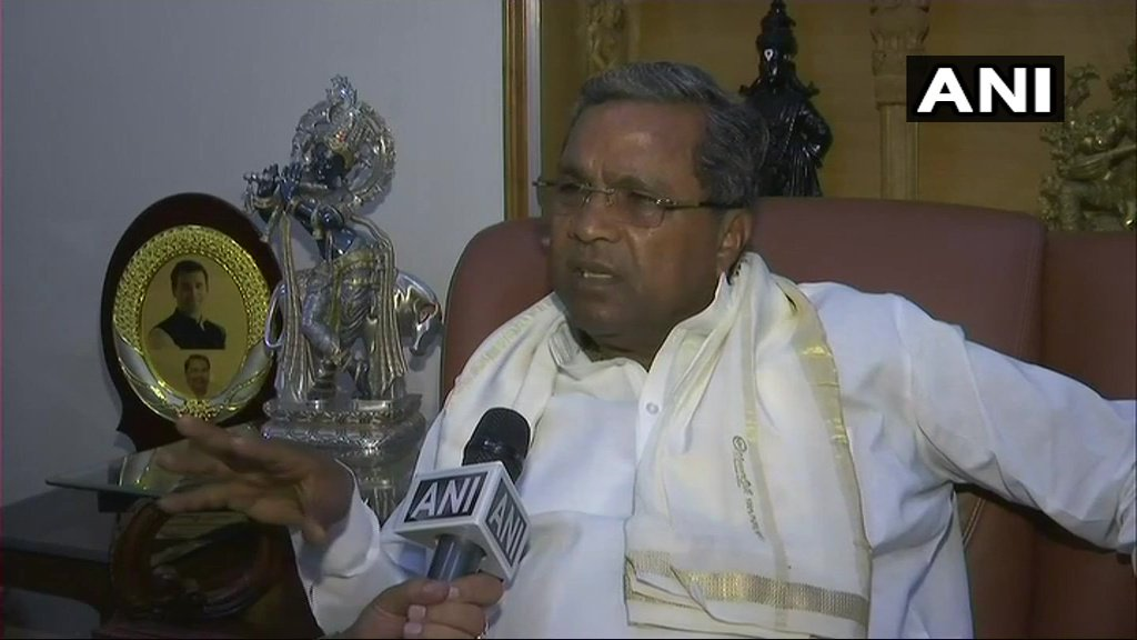 Amit Shah is not at all a good strategist, what strategy has he got in Karnataka? Except for communal clashes nothing else: CM Siddaramaiah  #KarnatakaElections2018