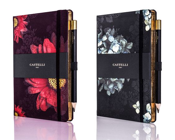 Beautiful #journals from @CastelliUK with all the style you&#39;d expect from Italian #design. #notebook #stationery #earlybiz  http:// bit.ly/2AnewN6  &nbsp;  <br>http://pic.twitter.com/xlmnhoHmPH