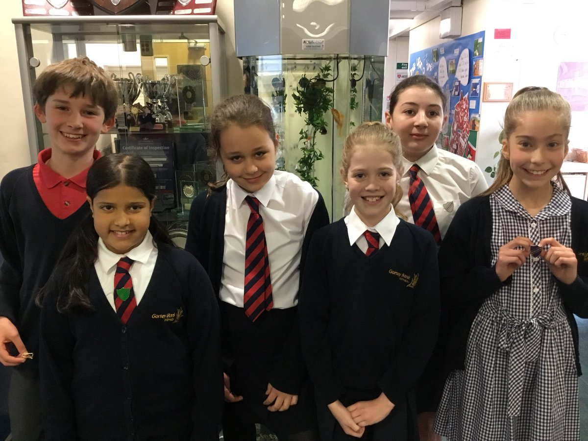 test Twitter Media - Presenting our House Captains for the summer term! Well done also to Zoe and Meekael who have been voted in for Air and Water and to everyone else who stood for election 👏👏👏 #gorseypshe https://t.co/3DHLQ0BkD6