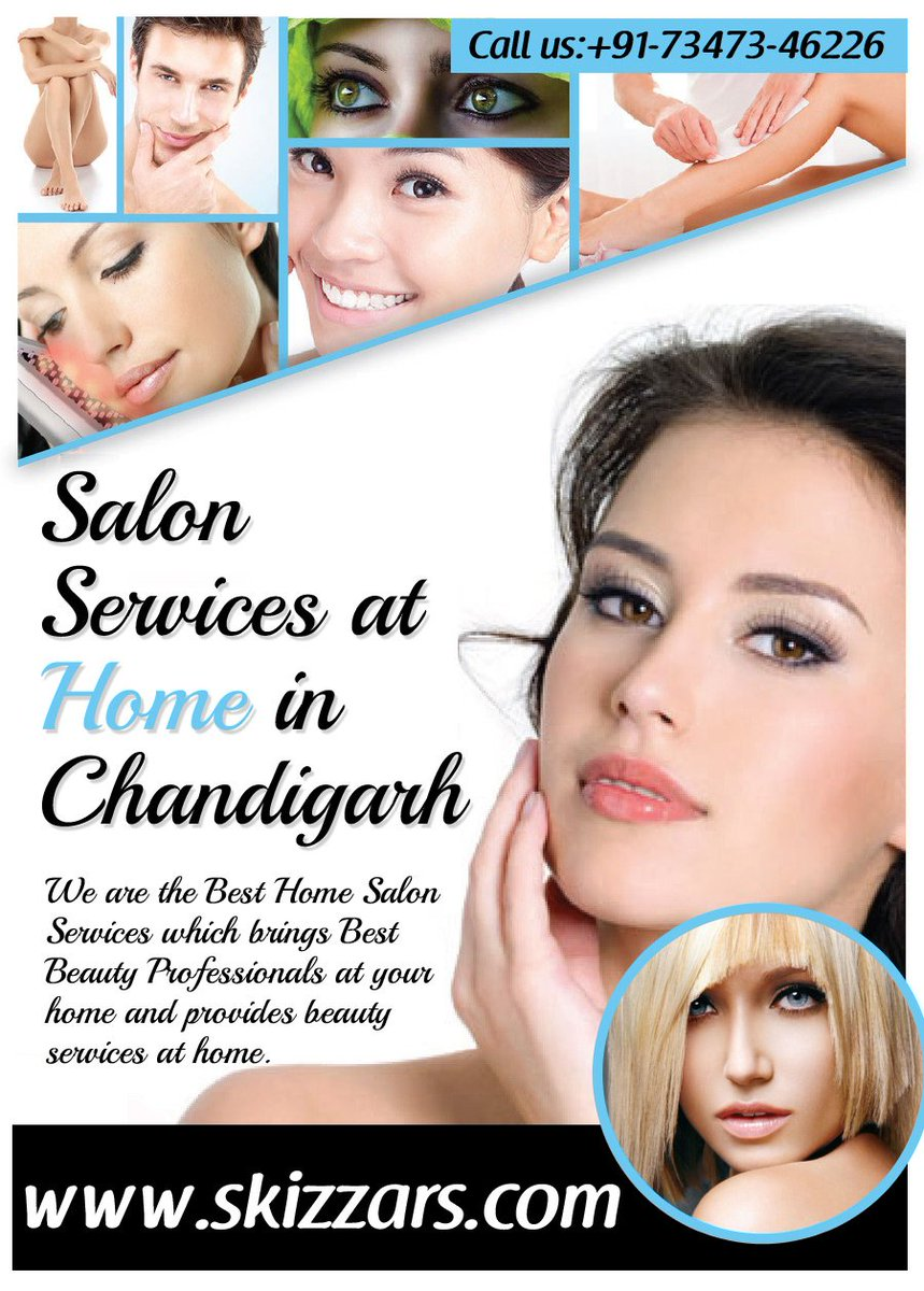Skizzars com - Beauty Parlour Services at Home on Twitter