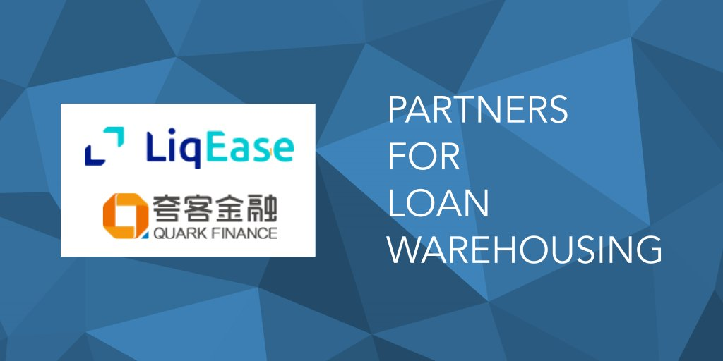 Quark Finance, one of the top 50 Chinese #fintech companies with experience in developing tier one solutions in the realm of underwriting data collection and services, will for sure add significant value to our project operations:  https:// bit.ly/2qNTFLw  &nbsp;   #crypto #partnership<br>http://pic.twitter.com/F6tLEA1YPg