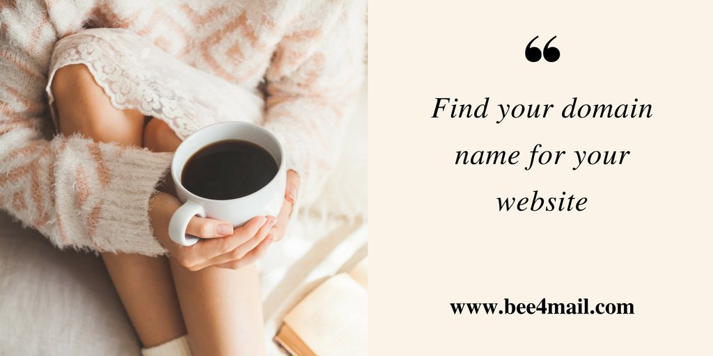 Searching for domain name?  Find at  http://www. bee4mail.com  &nbsp;    #start #marketing #Entrepreneur #smallbusiness #smallbiz #business #blog #travel #Travelers<br>http://pic.twitter.com/xAsLIPlVMk