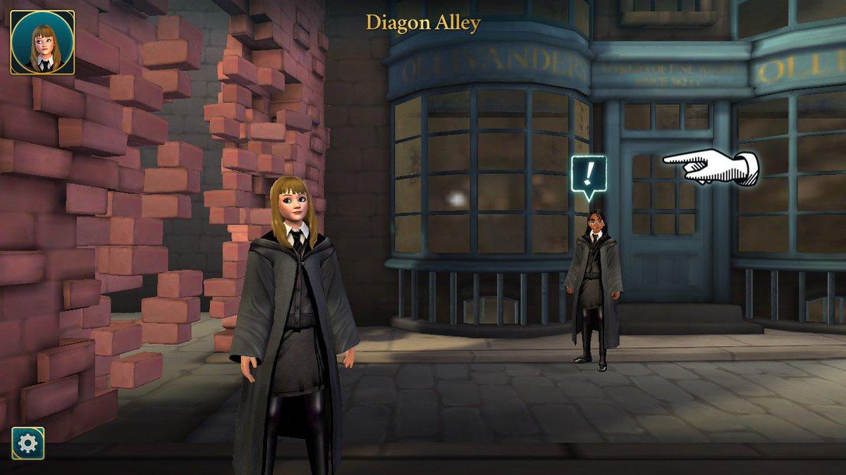 Summary -> Harry Potter Hogwarts Mystery Datamine Leaks New Event