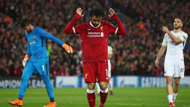 Mohamed Salah surpasses Cristiano Ronaldo to become Europe's top scorer https://t.co/5saonSUW6S https://t.co/SXB3OhfGed
