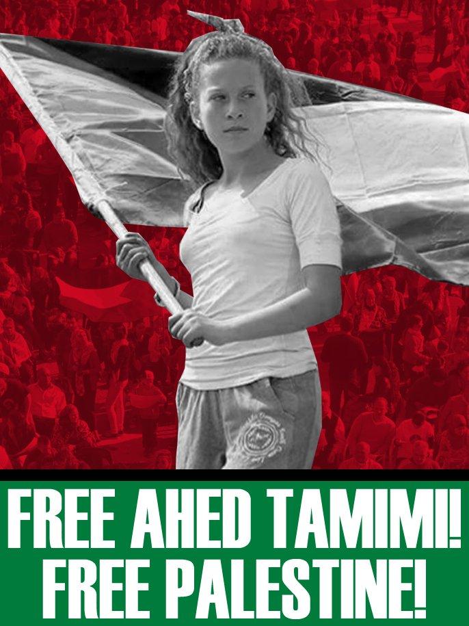 @Sardinia666 On ne peut pas oublier Ahed Tamimi elle est inoubliable cette jeune et grande résistante Palestinienne #FreeAhedTamimi justice pour le peuple Palestiniens  - FestivalFocus