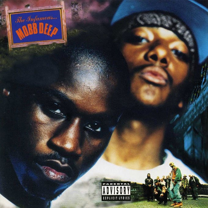 Today in Hip Hop History: Mobb Deep Releases 'The Infamous' 23 Years Ago https://t.co/tlPYSRUYWD