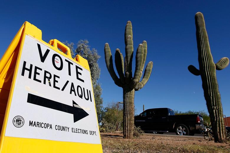 What's at stake in tonight's special election in Arizona https://t.co/ExF3FoUBou