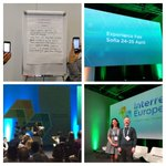 @pure_cosmos is taking part in the #ExperienceFair in Sofia and that was a great opportunity to share ideas on project implementation. @interregeurope @INTERREGTweets