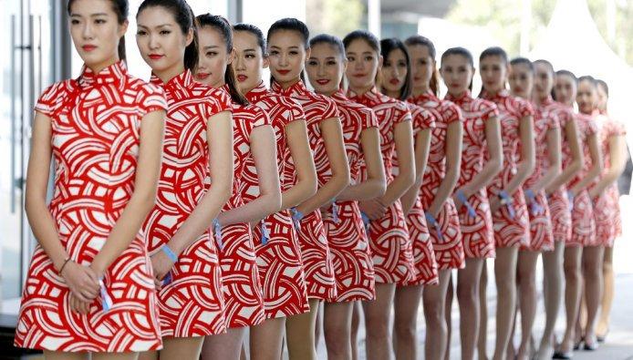 test Twitter Media - In China komen mooie vrouwen de mannelijke programmeurs ontstressen. De dames moeten een aanstekelijke lach hebben, eenvoudige make-up dragen en groter zijn dan 1,57 meter. https://t.co/1albEyACMP https://t.co/lETu1pGDG0