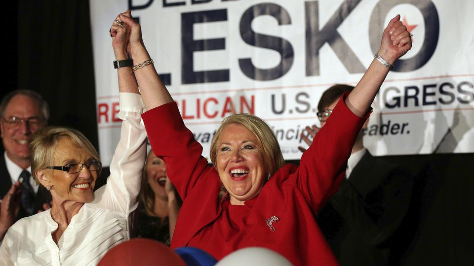 GOP unsettled by narrow win in US House race in Arizona  https://t.co/2KYBxk7Xrs