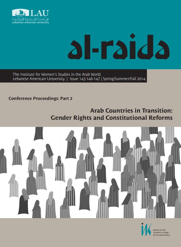 #Resource of the day!  The Al-Raida Journal, The Pioneering Arab Journal on Gender Issues, published by the @IWSAW. This #magazine addresses gender issues, women&#39;s political participation, the role of women in public life...  Don&#39;t miss it!  https://www. euromedwomen.foundation/pg/en/resource s/view/7691/alraida-journal &nbsp; …  @LebAmUniv<br>http://pic.twitter.com/tNgU9AsuhH