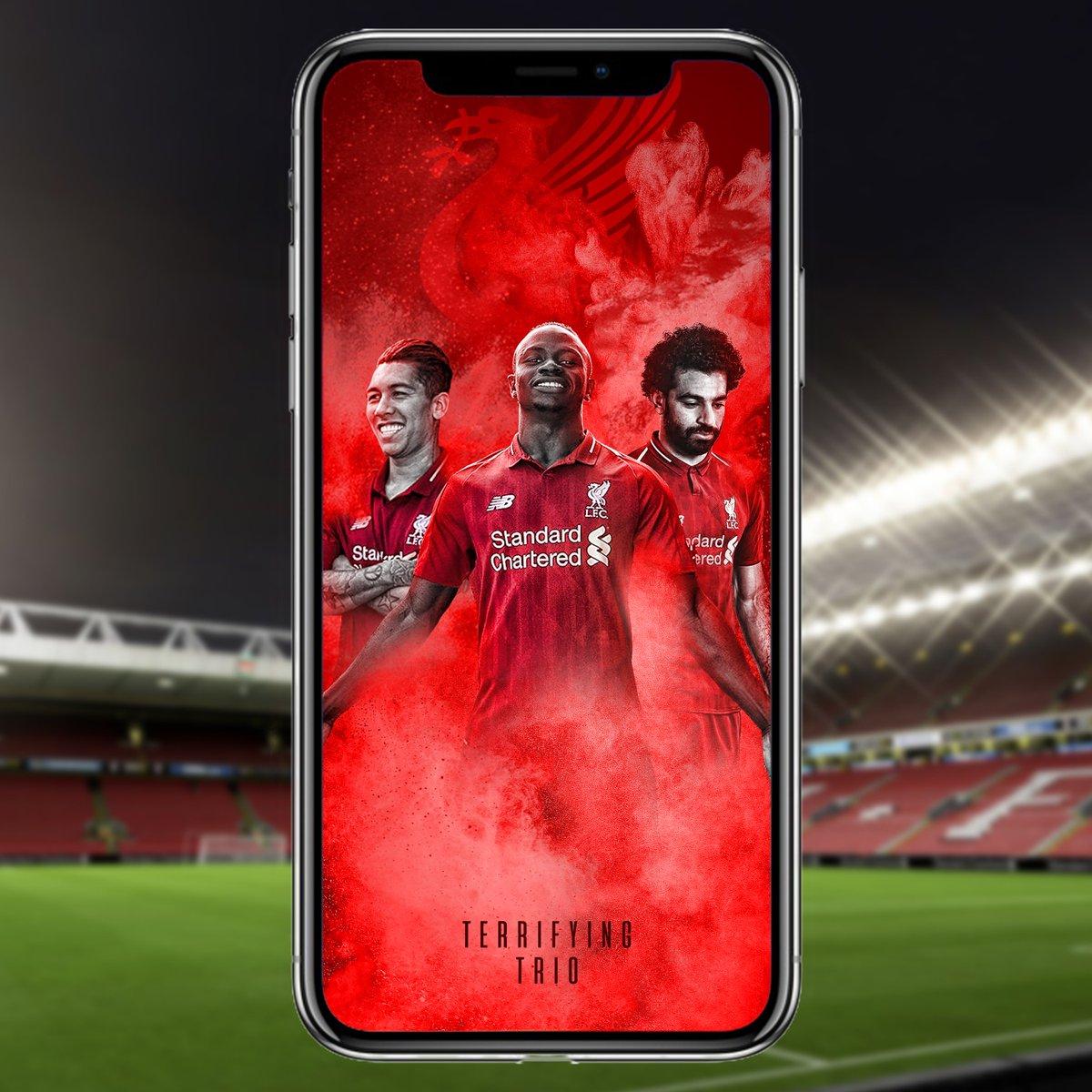 "GraphicSam On Twitter: ""#LiverpoolFC Strikeforce Phone"