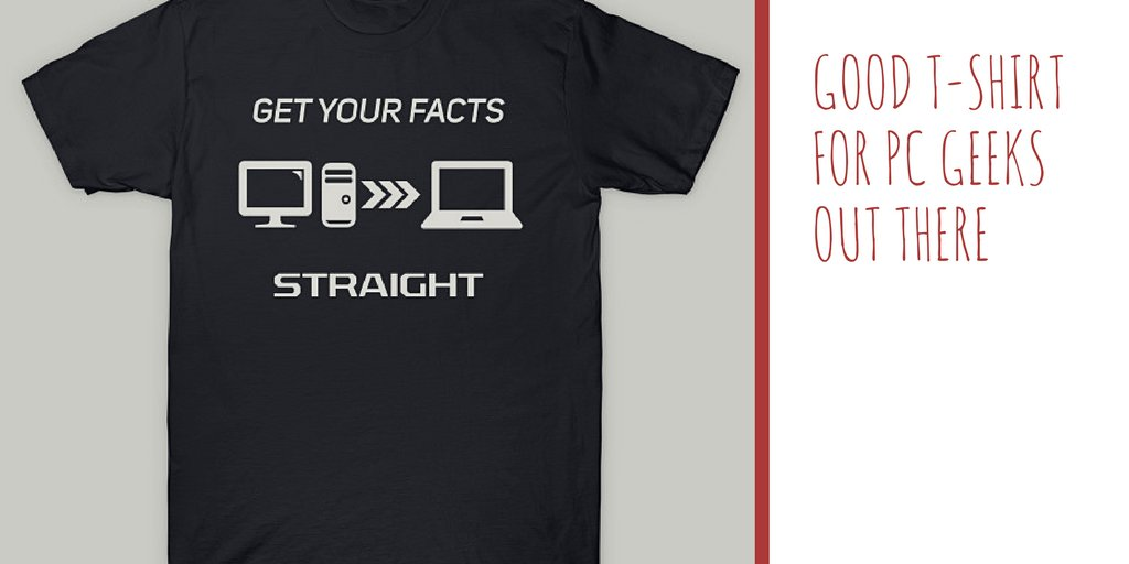 Best funny T-Shirt for PCGeeks out there. Link : https://bit.ly/2H1M6fc. #pc #pcgaming #pcgamer #PCmasterRace #pcos #pca #pcgames #pcgame #pcosweightloss #pcb #pcmr #PCGamers #pcsetup #pch #pcbuild #pcosfighter #pcc #pct #pcakubueze #pcy #pcapro #pcgaming101 #pcbuilds #pcmodding pic.twitter.com/2XFOsfRmZT