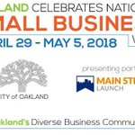 Image for the Tweet beginning: Are you an #Oakland business
